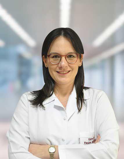 Uz. Dr. Yeşim KESKİN
