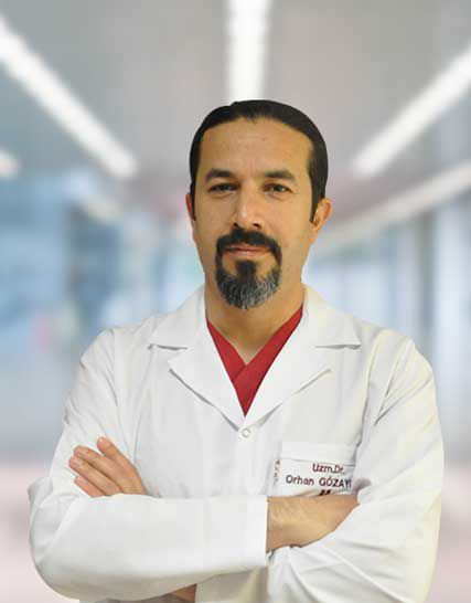 Uz. Dr. Orhan GÖZAYDIN